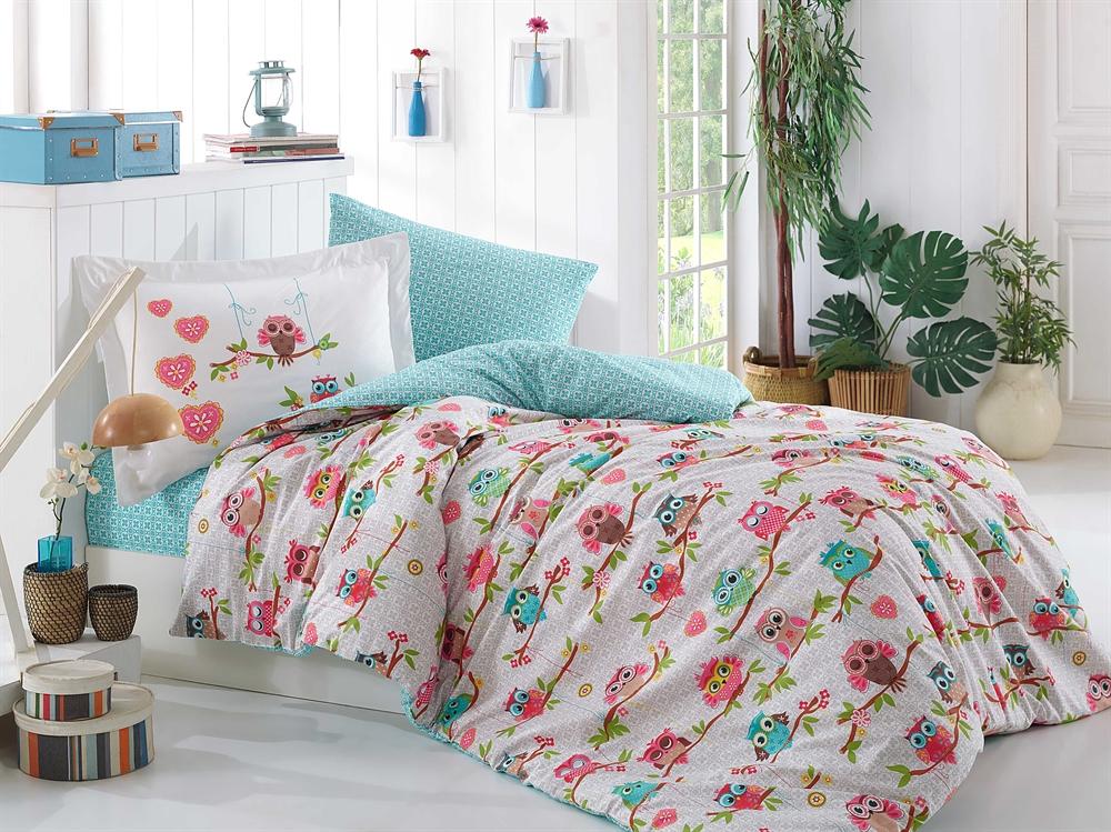 4af265ca137c Купить Постельный комплект HOBBY Poplin Candy розовый по цене: 1689 ...